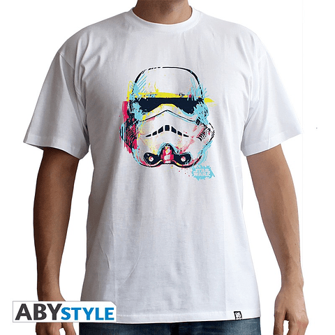 T-shirt Star Wars Graphic Trooper