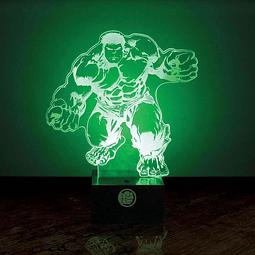 Luz de presença Hulk