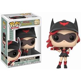 POP! Heroes: DC Comics Bombshells Batwoman