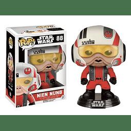POP! Star Wars: Nien Nunb Edição Limitada