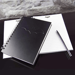 Notebook A5 Batman Black
