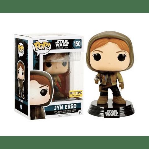 POP! Star Wars Rogue One: Jyn Erso Edição Limitada