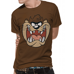 T-shirt Looney Tunes Taz Face