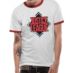 T-shirt Justice League Diamond Logo