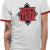 T-shirt Justice League Diamond Logo
