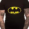 T-shirt Batman Logo Distressed