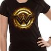 T-shirt JL Wonder Woman Logo