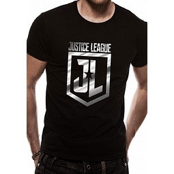 T-shirt Justice League Shield
