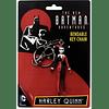 Porta-chaves Harley Quinn TNBA Flexível