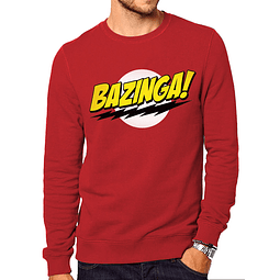 Sweatshirt The Big Bang Theory Bazinga