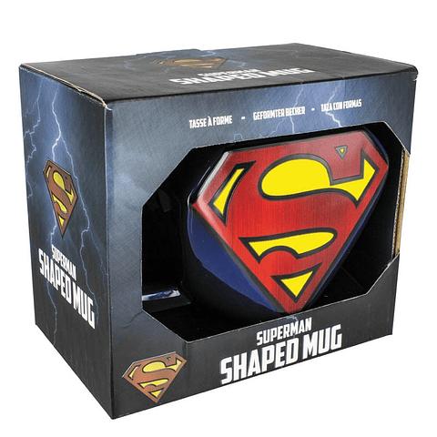 Caneca 3D Superman
