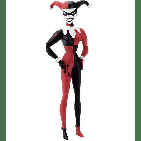 Figura Flexível Harley Quinn TNBA