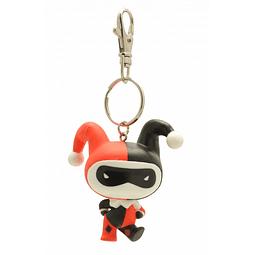 Porta-chaves Chibi Harley Quinn