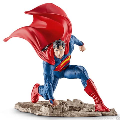 Figura DC Comics Superman em Acção