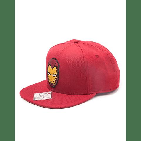 Chapéu Iron Man