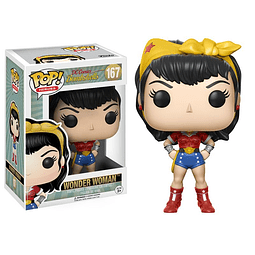 POP! Heroes: DC Comics Bombshells Wonder Woman