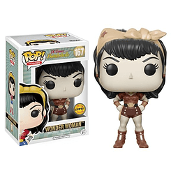 POP! Heroes: DC Comics Bombshells Wonder Woman Chase Edition