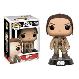Pop! Star Wars: Rey in Finn's Jacket Edição Limitada
