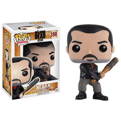 Pop! TV: The Walking Dead Negan