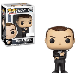 POP! Movies: 007 James Bond from Dr. No