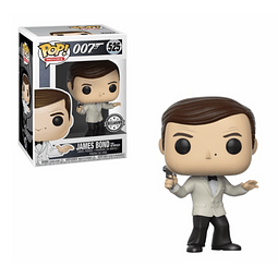 POP! Movies: 007 James Bond from Octopussy Edição Exclusiva