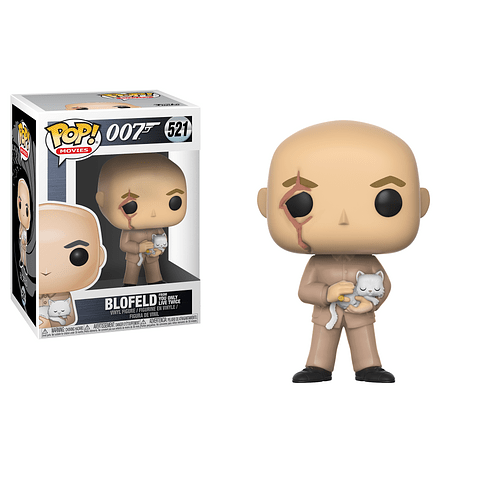 POP! Movies: 007 Blofeld from You Only Live Twice