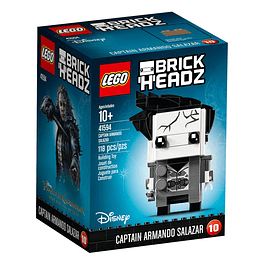 LEGO® BrickHeadz Captain Armando Salazar
