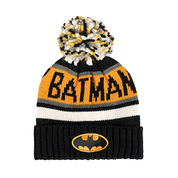 Gorro Batman Knitted Logo