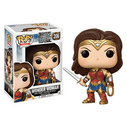 POP! Heroes: DC Justice League - Wonder Woman