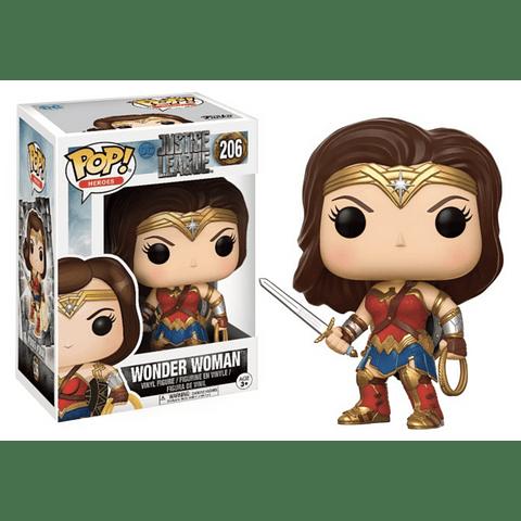 POP! Heroes: DC Justice League - Wonder Woman