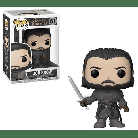 POP! Game of Thrones: Jon Snow Beyond the Wall