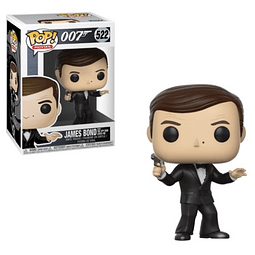POP! Movies: 007 James Bond from The Spy Who Loved Me