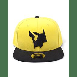 Chapéu Pokémon Pikachu Silhouette