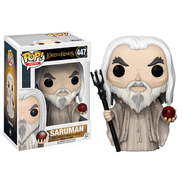 POP! Movies: The Lord of the Rings - Saruman