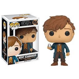 POP! Fantastic Beasts and Where to Find Them: Newt Scamander with Egg