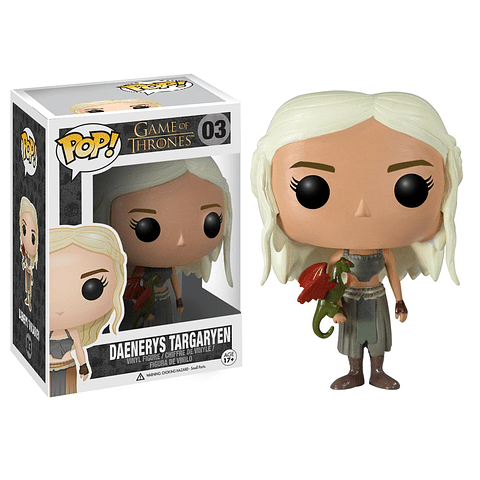 POP! Game of Thrones: Daenerys Targaryen