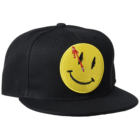 Chapéu Watchmen Smiley Logo