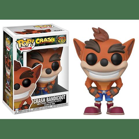 POP! Games: Crash Bandicoot - Crash Bandicoot