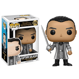 POP! POTC Dead Men Tell No Tales: Captain Salazar