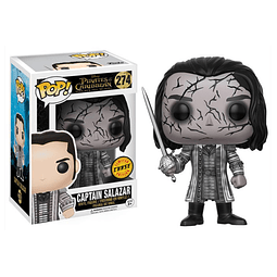 POP! POTC Dead Men Tell No Tales: Captain Salazar Chase Edition