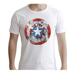 T-shirt Marvel Captain America Classic