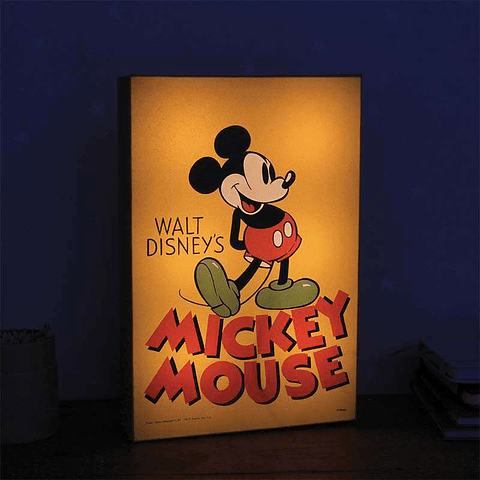 Luminart Disney Mickey Mouse