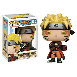 POP! Animation: Naruto Shippuden - Naruto (Sage Mode) Edição Limitada