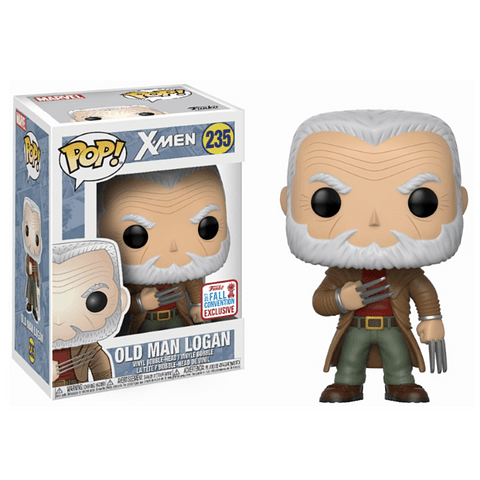 POP! X-Men: Old Man Logan Edição Limitada