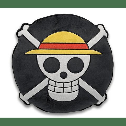Almofada One Piece Skull