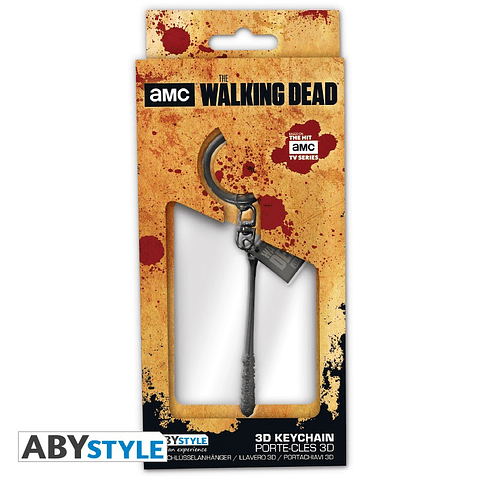 Porta-chaves The Walking Dead Lucille