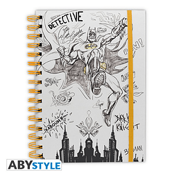 Notebook A5 Graphic Batman