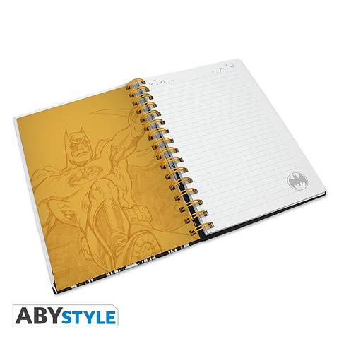 Notebook A5 Graphic Batman