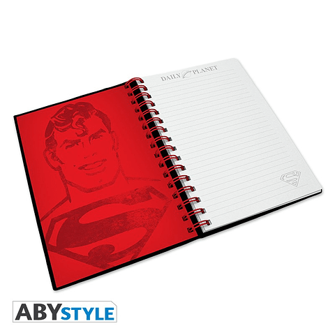 Notebook A5 Graphic Superman