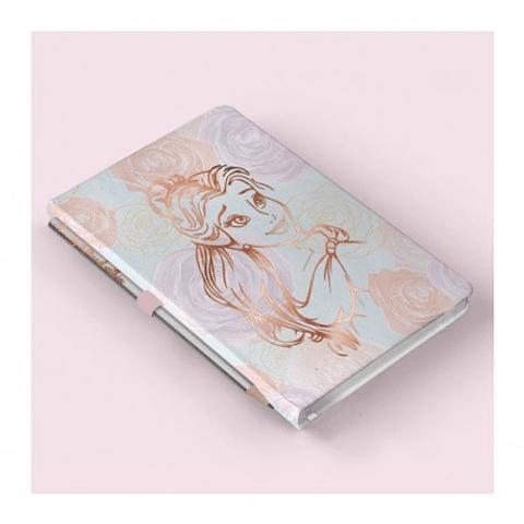 Notebook A6 Disney Princess - Belle